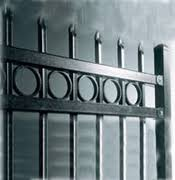 wrought iron fence sale prices ornamental steel fence hardware