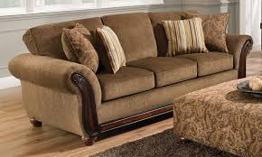 Traditional Sofas Living Room Furniture by Chestnut Traditional Sofa Haynes Furniture Virginia U0027s Furniture