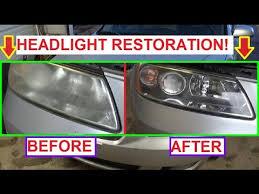 2002 hyundai sonata headlights how to restore your headlights and them like again