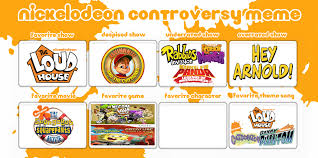 Nickelodeon Memes - nickelodeon controversy meme my opinion by oobob539 on deviantart