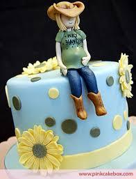 cowboy momma cupcake tiers custom baby shower cakes