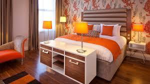 King Size Bed Hotel 4 Star Hotel In Edinburgh Luxury Accommodation In Edinburgh City