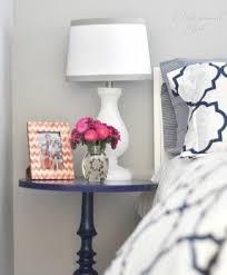 blue nightstands foter