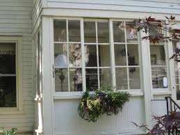 How To Close In A Covered Patio How To Enclose A Patio With Windows Home Outdoor Decoration