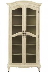 Bookcases With Glass Provence Double Bookcase Glass Door Bookcases Bookcases Bookcase