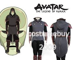 Korra Halloween Costume Aliexpress Buy Avatar Legend Korra Amon Men Halloween