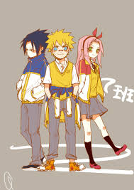 sakuraharuno team 7 pinterest naruto boruto and anime