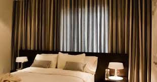 how to choose your bedroom curtains practically wall curtains