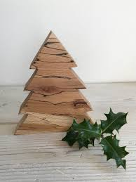 christmas tree wooden christmas decoration branched