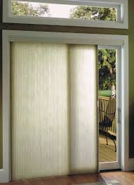 davis window and door window treatments for sliding doors hunter douglas shutter