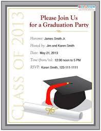 free graduation invitation templates for word neepic