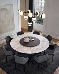 Large Round Dining Room Tables How To Select Large Round Dining Table Expanding Round Dining