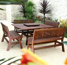 Patio Dining Sets Canada - conan dining bench benches article modern mid century and