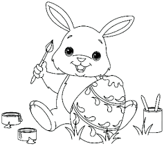 bunny coloring page sheets easter colouring pages printable face