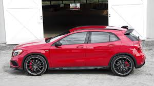 lowered amg 2015 mercedes benz gla250 4matic gla45 amg review autoevolution