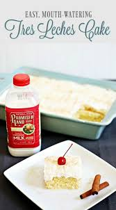 easy mouth watering tres leches cake the anti june cleaver