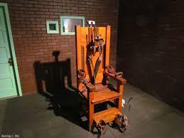 execution chaise electrique la peine capitale aux états unis le retour de la chaise électrique