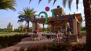 Solivita Floor Plans by Solivita By Av Homes A 55 And Better Community Youtube