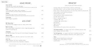 menus bread street kitchen gordon ramsay restaurants