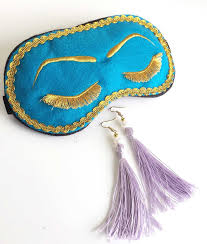 best earrings to sleep in buy the cutest golightly sleep mask from breakfast at s