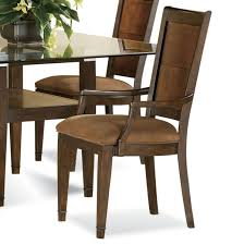 Bassett Dining Room Sets Bassett Mirror Dunhill 5 Piece Rectangular Glass Top Dining Room