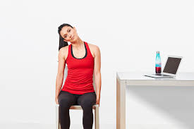 Yoga Poses You Can Do At Your Desk 10 Chair Yoga Poses For Home Practice