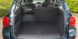 opel astra trunk image 72