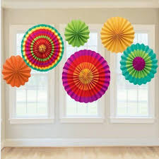 wedding paper fans 6 pcs paper fan hanging decorations home birthday wedding