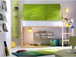 chambre d enfant ikea chambre d enfant lit réversible kura par ikea room bedrooms