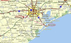 map of galveston galveston trip
