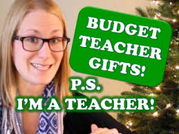 budget teacher gift ideas from a teacher youtube