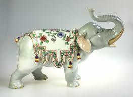 porcelain elephant in pottery u0026 glass pottery u0026 china china u0026 dinnerware