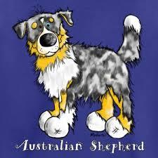 australian shepherd iphone 6 case shop australian shepherd cartoon gifts online spreadshirt