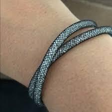 crystal wrap bracelet images Jewelry swarovski crystal wrap bracelet poshmark jpg