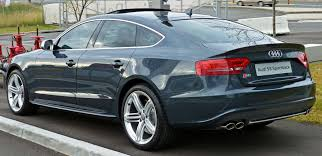 facelift audi a5 sportback on facelift images tractor service