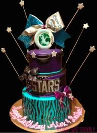 cheerleader cake cakes highly decorated cake pinterest