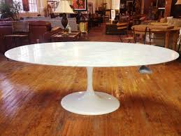 Large Oval Pedestal Dining Table Home Furniture Ideas Gallery And - Oval kitchen table
