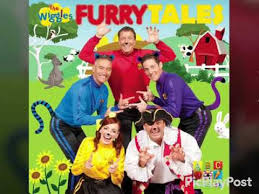 the wiggles animals