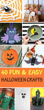 40 fun and easy halloween crafts for kids non toy gifts