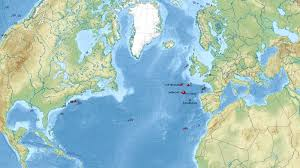 map usa oceans disposal of radioactive waste