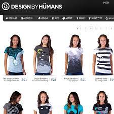 design by humans uk inspiring clothing apparel store showcase nenuno creative