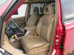 Saddle Interior Saddle Interior 2005 Honda Pilot Ex L 4wd Photo 41550890