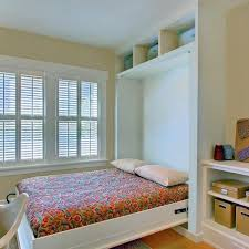 space saving double bed murphy bed build yourself trendy space saving interior design