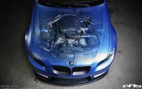 eas spotlight vf620 supercharged e90 m3 matte blue
