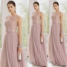 blush colored bridesmaid dress blush pink of honor dresses naf dresses