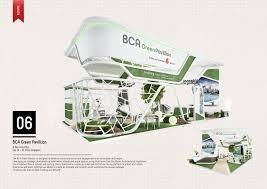 Bca Floor Plan Exhibition Design On Behance