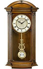 amazon com howard miller 625 377 arendal wall clock home u0026 kitchen