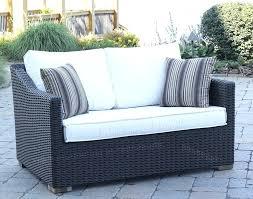 loveseat lawn chair chair cushions outdoor cushions patio bench