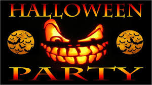 halloween party welcome sign u2013 festival collections