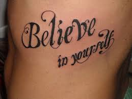 free cute girly fonts with tattoo lettering believe great tattoo